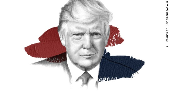 Inside Trump's tumultuous 100 days