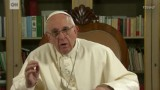 A Pope Francis TED sermon: Tech can lead to more equality