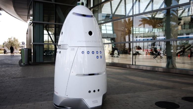 knightscope robot 2