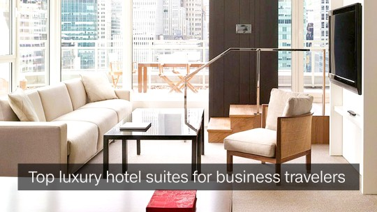 luxury biz suites