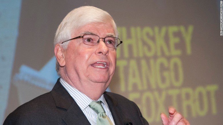 Chris Dodd to step down as Hollywood's chief lobbyist