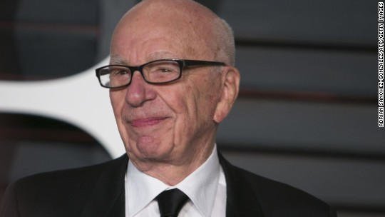 Rupert Murdoch to Facebook: pay up