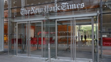 New York Times faces wave of criticism over climate column