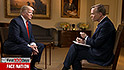 Trump abruptly ends interview with CBS' Dickerson after wiretapping questions