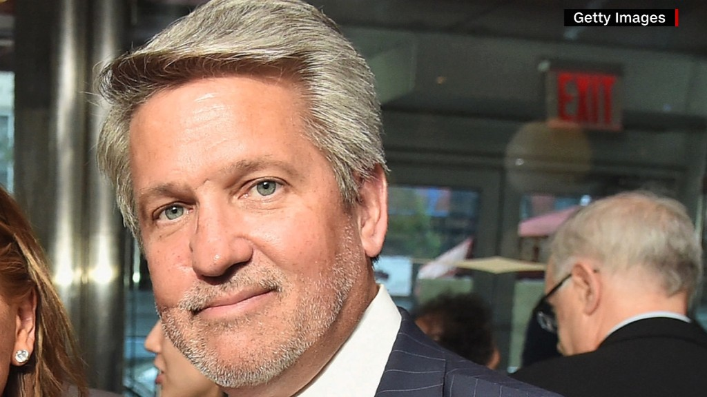Bill Shine is out at Fox News