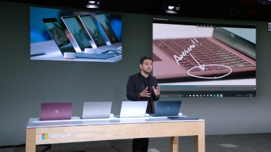 Microsoft takes on Apple with new $999 Surface Laptop