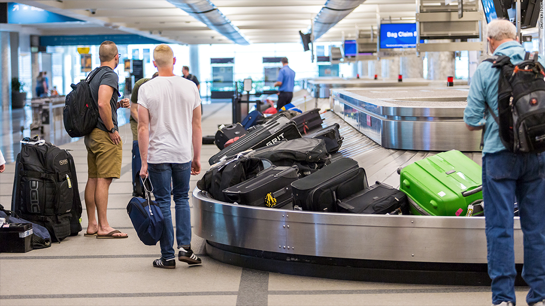 Fliers paid a record $1.2 billion in baggage fees last quarter
