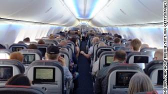 american airlines 737 economy