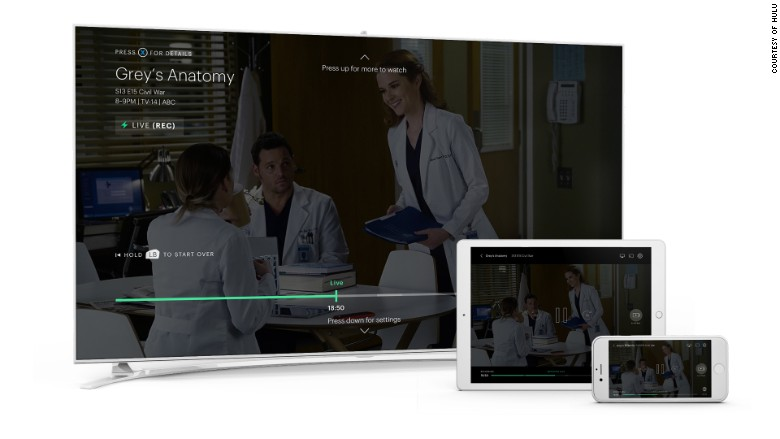 how to watch live tv on hulu smart tv