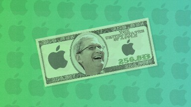 Apple finally got its tax break to bring billions home. Your move Apple...