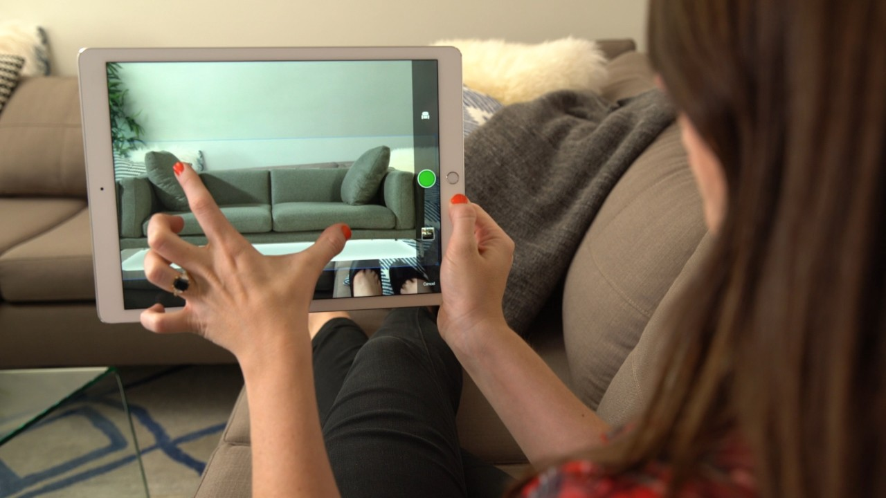 Great Houzz Has Launched An Augmented Reality App That Lets You Preview Furniture  Picks In Your Home Before You Buy.