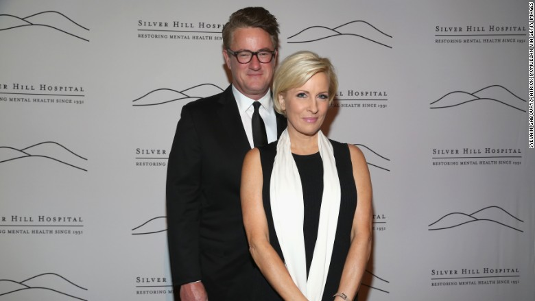 'Morning Joe' Co-Hosts Joe Scarborough And Mika Brzezinski Are Engaged