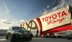 Toyota claims 'World's Fastest SUV' title