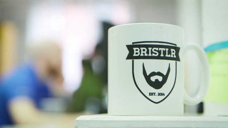 Bristlr beard dating site