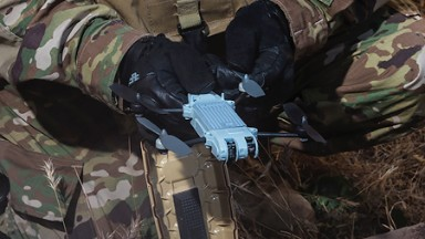Will tiny drones become a must-have for soldiers?