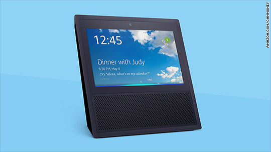 Amazon's Echo Show is rough but promising