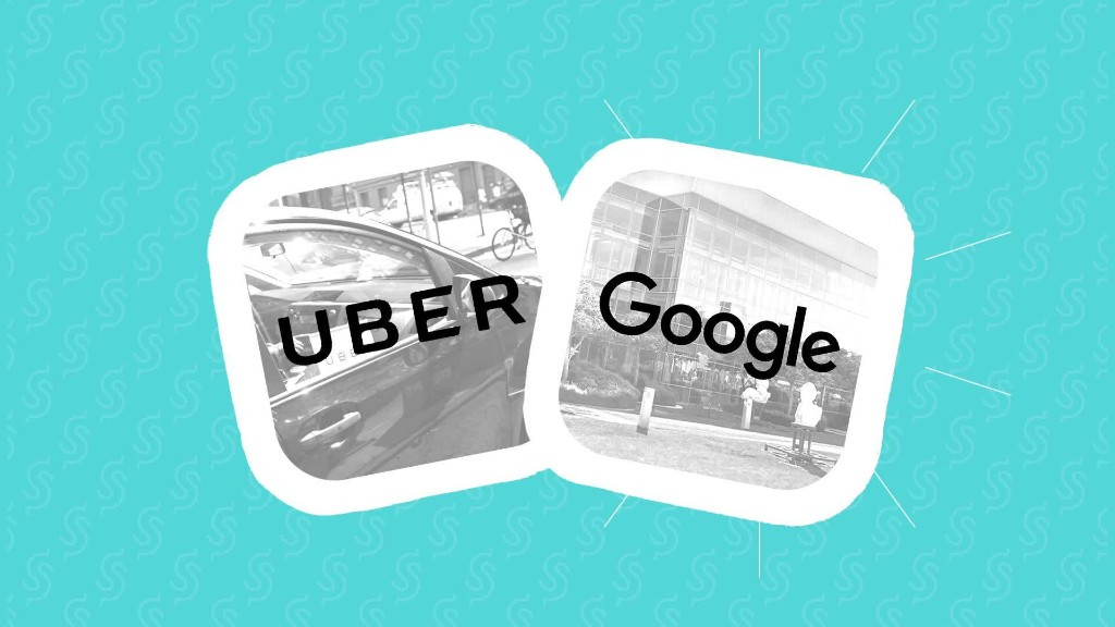Google takes on Uber's self-driving car business