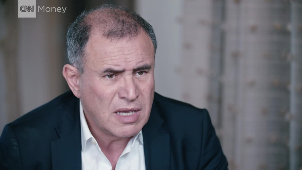 Roubini: Trump tax plan is 'a joke'