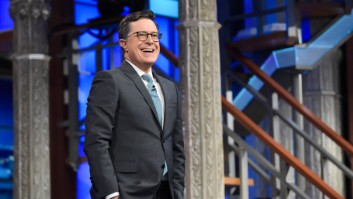 FCC won't take action against Colbert over Trump joke