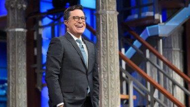 Stephen Colbert to appear on late night talk show in Russia