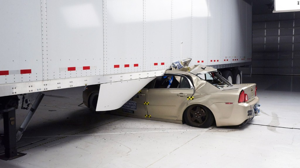 see how side guards could prevent truck crash deaths
