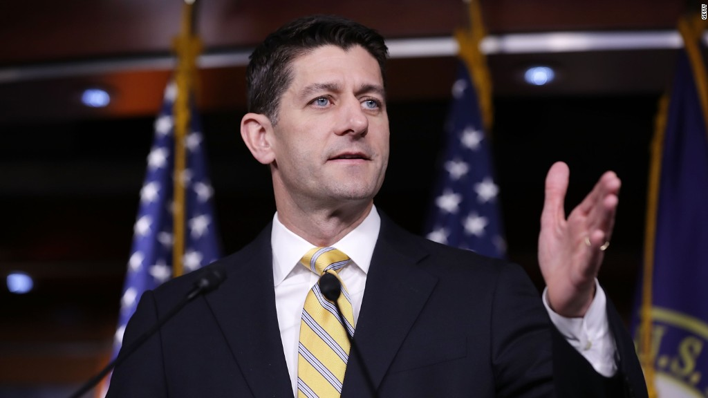 Ryan says GOP will tackle entitlement reform