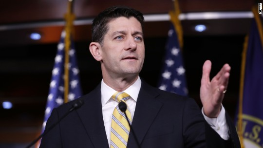 Paul Ryan can't promise Obamacare tax cuts