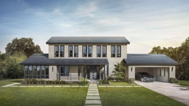 Tesla begins taking orders for its Solar Roof