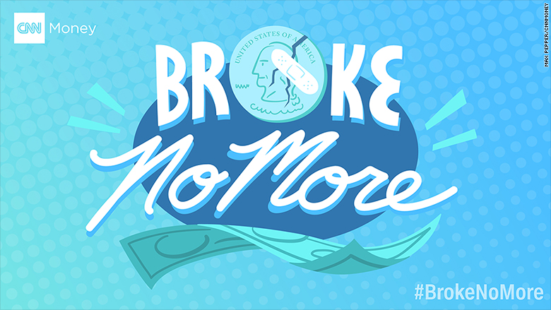 broke no more
