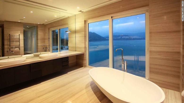 Hong Kong luxury apartment