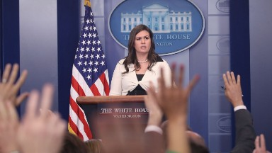 Stelter: Lack of answers from Sarah Sanders