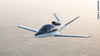 cirrus vision jet
