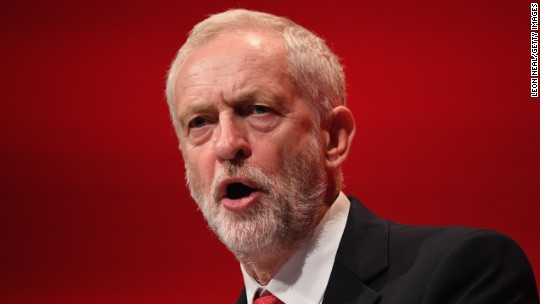Britain's Bernie Sanders wants huge tax hike to make college free