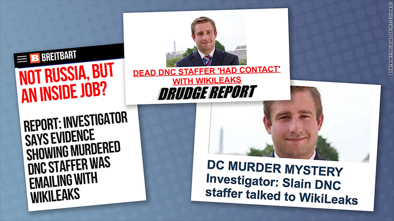 dnc staffer right wing media