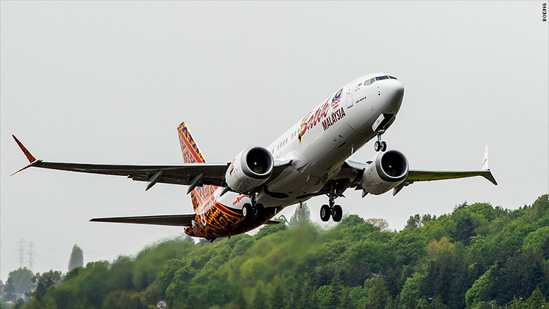 Avolon Delivers World's First Boeing 737 MAX to Malindo Air