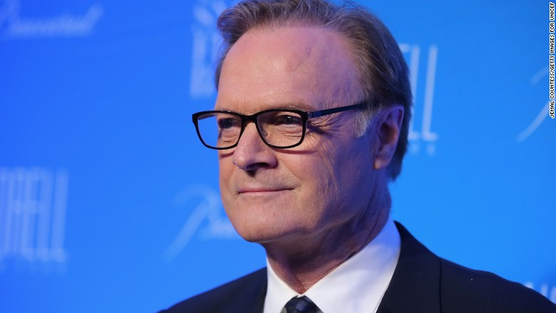 Lawrence O'Donnell Confirms Contract Talks with MSNBC