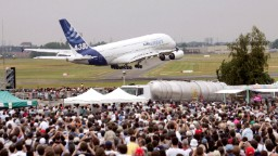 Paris Air Show: Decades of crazy, cool planes