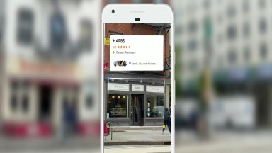 Google Lens makes your camera smarter than you