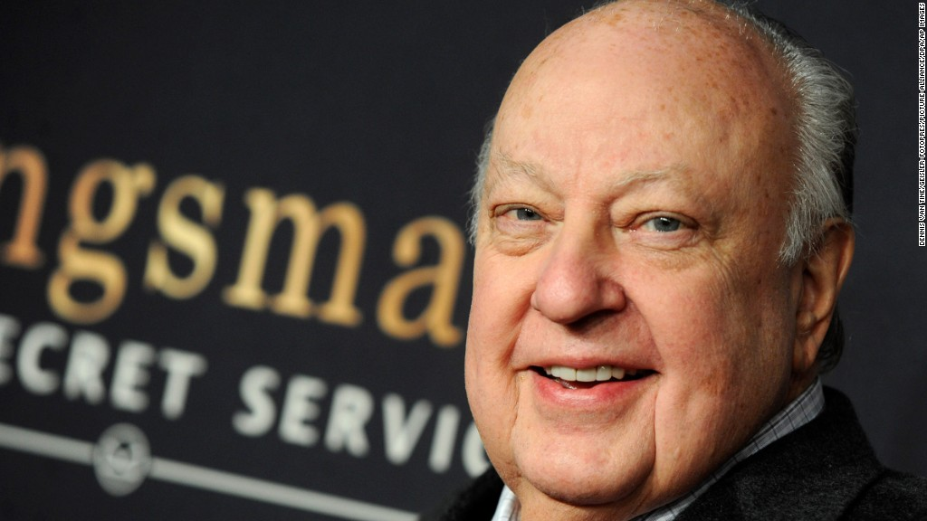 Roger Ailes dead at 77