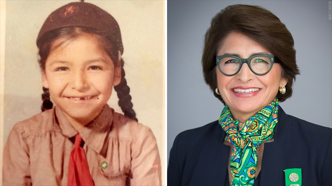 Meet the rocket scientist in charge of the Girl Scouts
