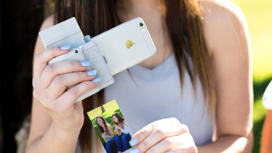 Turn your iPhone into a photo printer