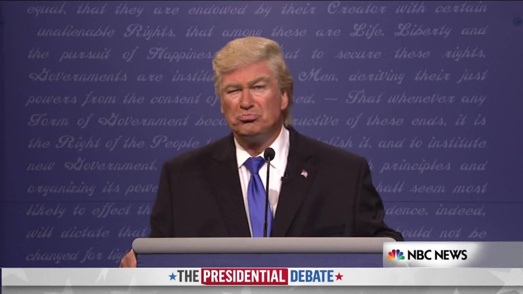 Making 'SNL' great again