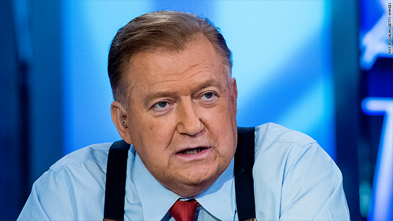 Fox News fires Bob Beckel for 'making an insensitive remark to an African-American employee'