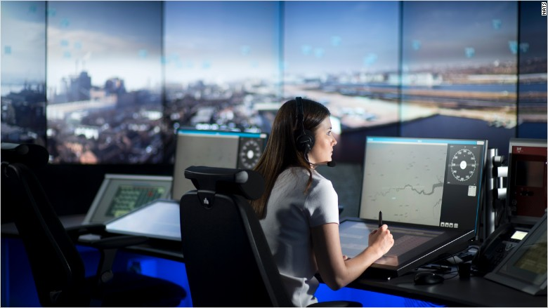 how to become an air traffic controller in winnipeg