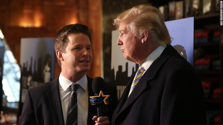 billy bush trump