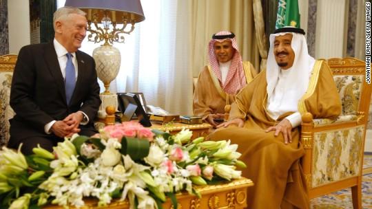 Saudi Arabia pledges $20B to U.S. firm