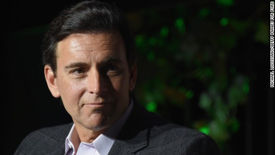 Ford CEO Mark Fields is out
