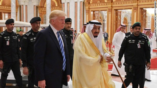 American oil companies deepen Saudi ties