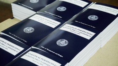Trump budget proposes 40% cut to job training programs