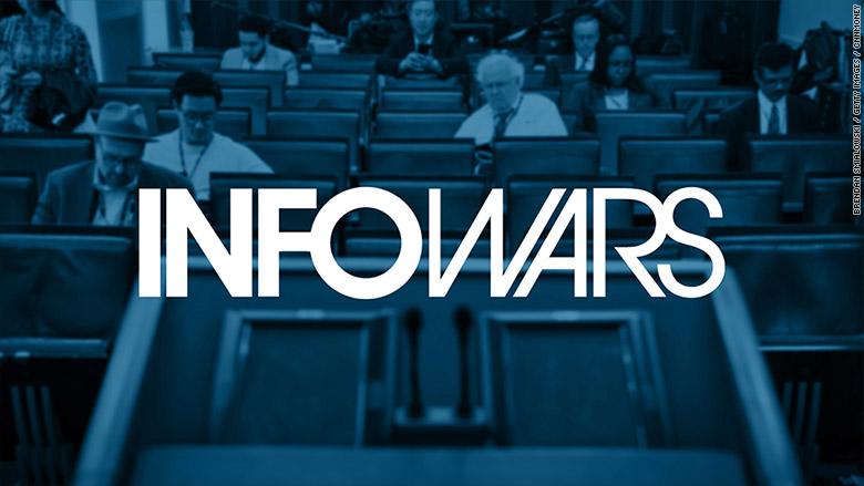 infowars wh press briefing